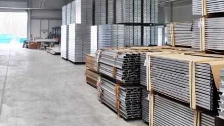 entreprise spécialisée dans la fabrication et la vente de produits métallurgiques